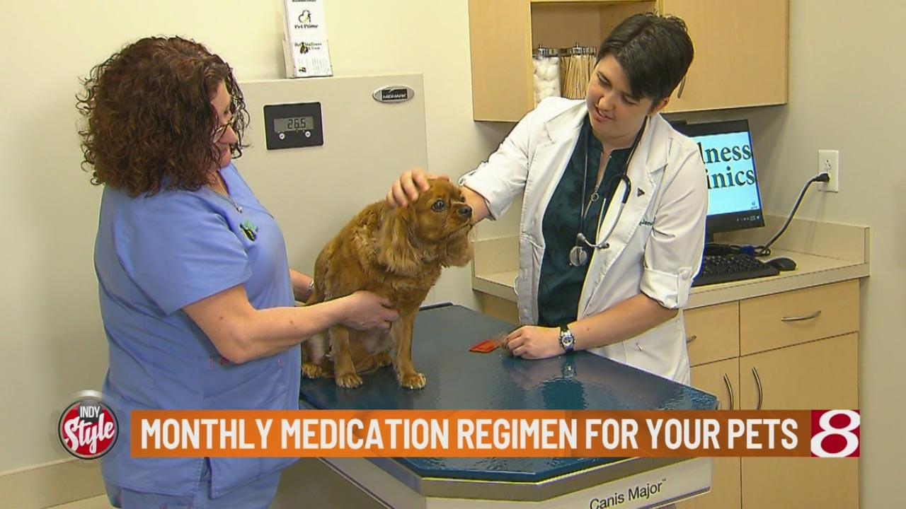 Monthly-Medication-Regimen