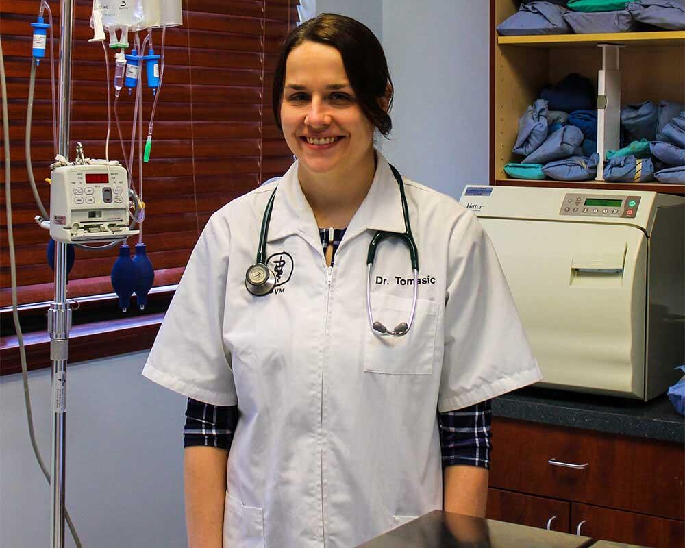Dr. Sarah Tomasic